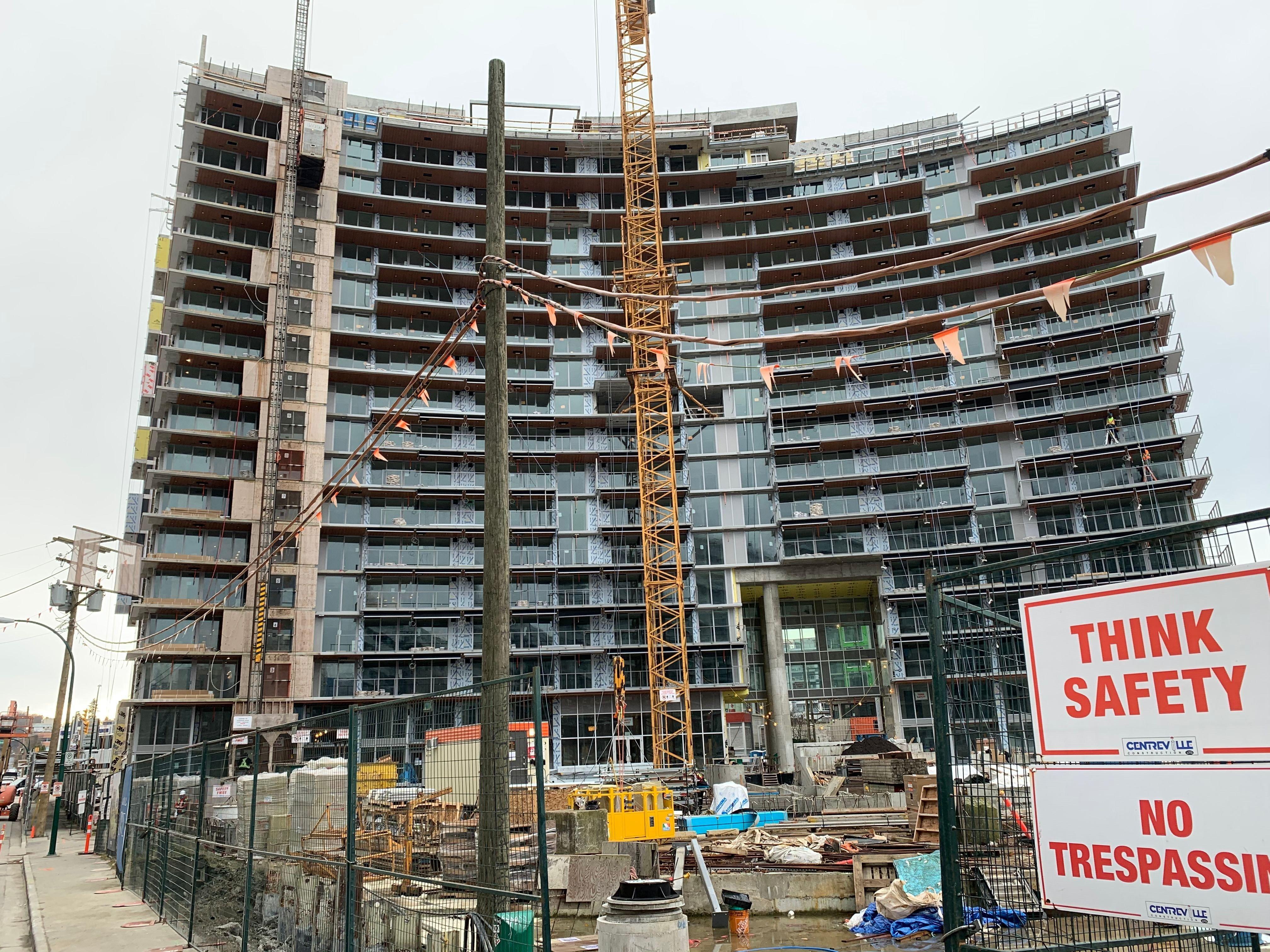 Avenue One - Under Construction!