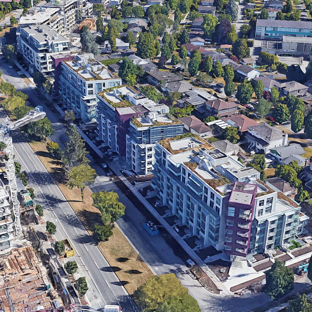 35 Park West - 4949 Cambie St!