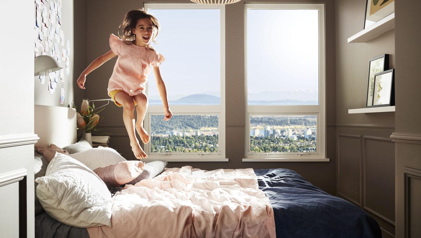 Bedroom - 8750 University Crescent, Burnaby, BC V5A 4Y8, Canada!