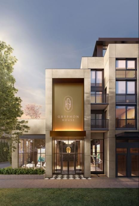 Gryphon House - 6100 West Boulevard, Vancouver!
