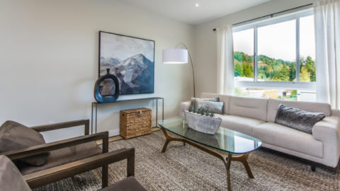 Living Area - 2843 Turnstyle Crescent, Langford, BC V9B 0T8, Canada!