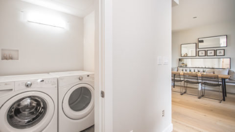 Laundry Room - 2843 Turnstyle Crescent, Langford, BC V9B 0T8, Canada!