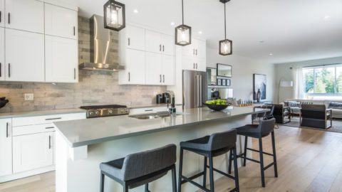 Kitchen - 2843 Turnstyle Crescent, Langford, BC V9B 0T8, Canada!