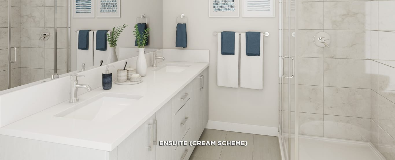 Bathroom - Latimer Heights Parkside Townhomes!