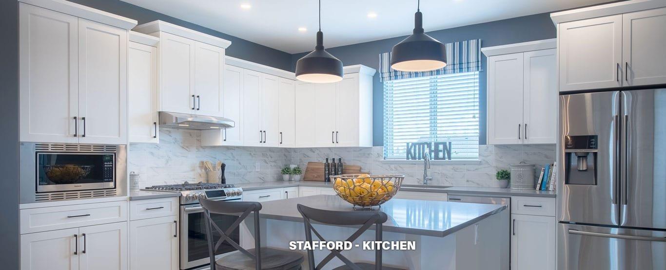 Kitchen - Single Family Lane Homes!