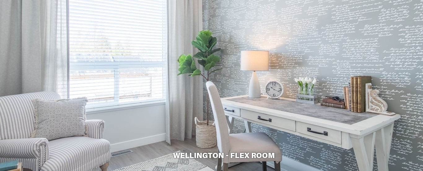 Flex Room - Single Family Lane Homes!