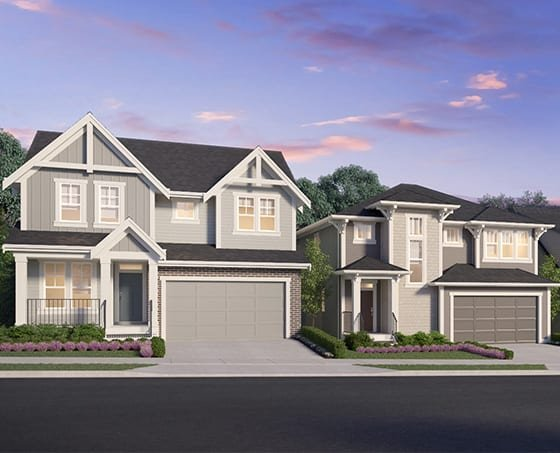 Exterior - Classic Single Family Homes!