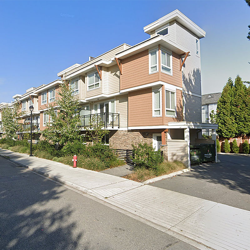 Jasman Rooftop Townhomes - 20166 56th Ave!