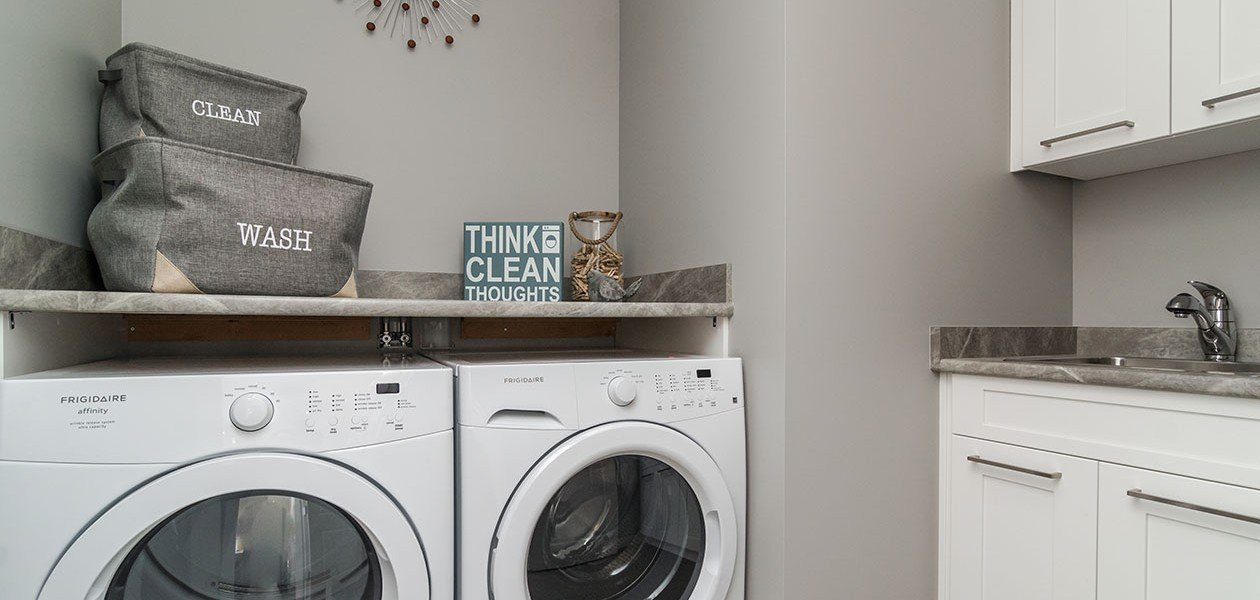 Laundry Area - 27161 35A Ave, Langley, BC V4W 0C3, Canada!