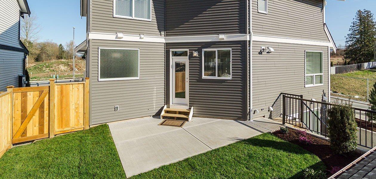 Backyard - 27161 35A Ave, Langley, BC V4W 0C3, Canada!