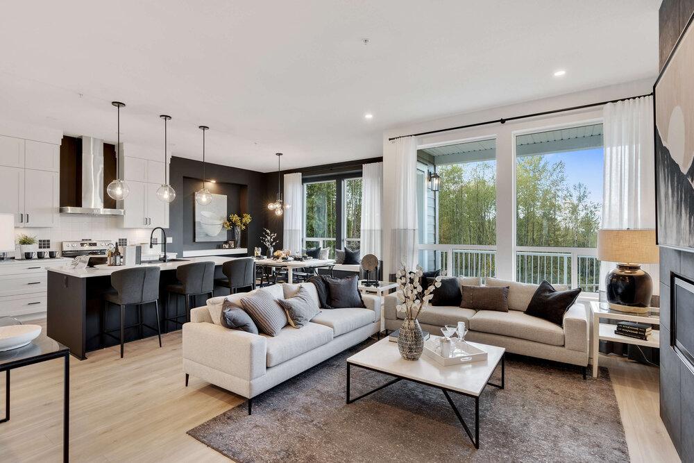 Windsor Living Area!