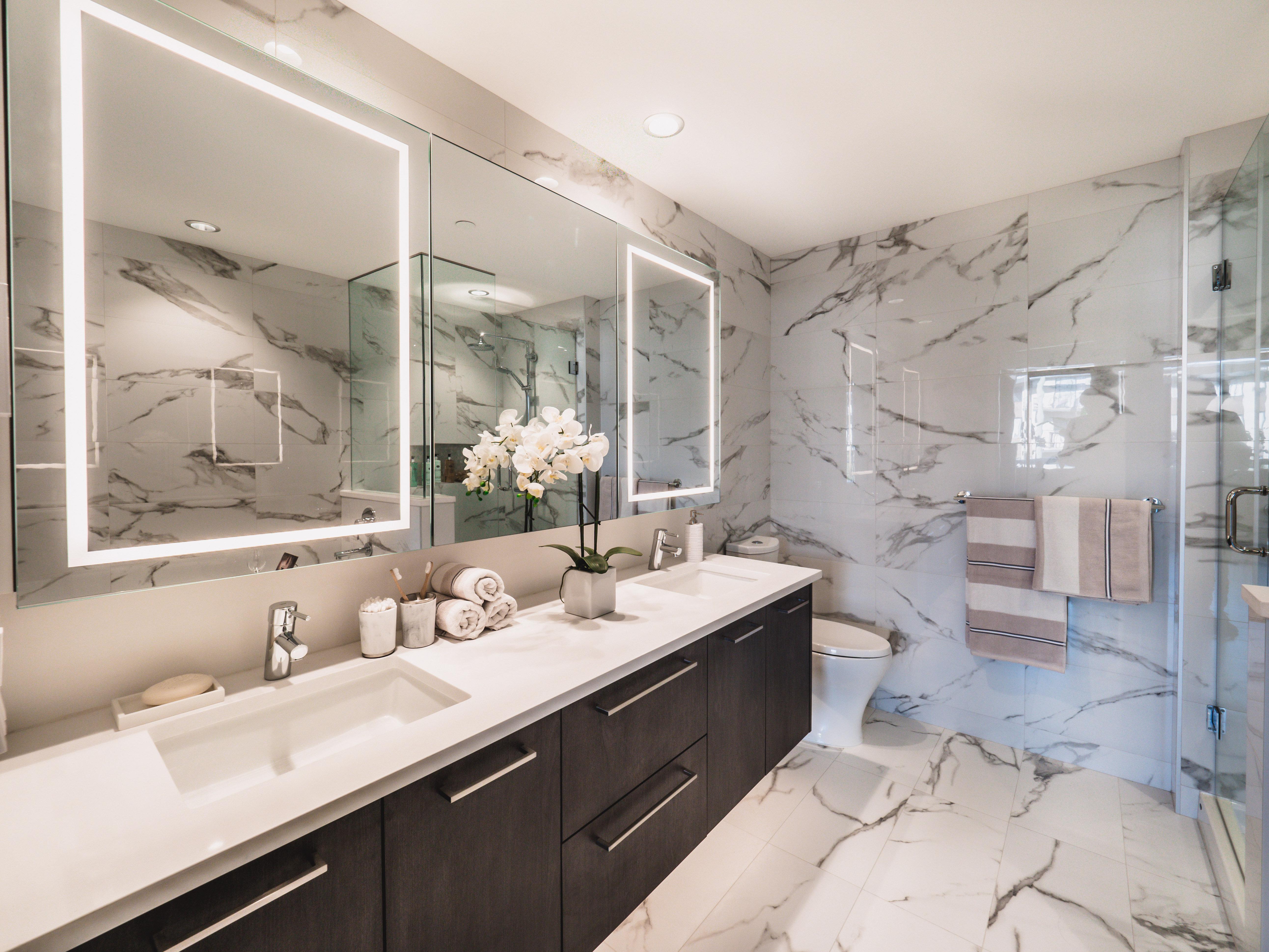 Bathroom - 6398 Silver Ave, Burnaby, BC V0V 0V0, Canada!