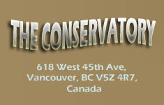 The Conservatory 618 45th V5Z 4R7
