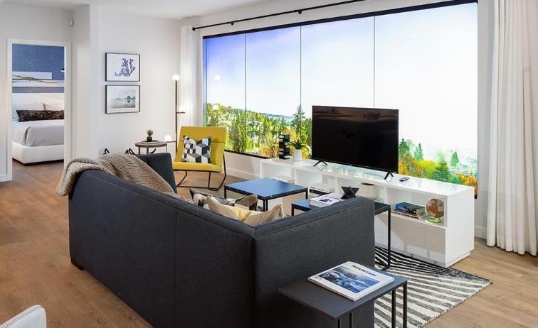 Living Area - 218 Blue Mountain St, Coquitlam, BC V3K 4H2, Canada!