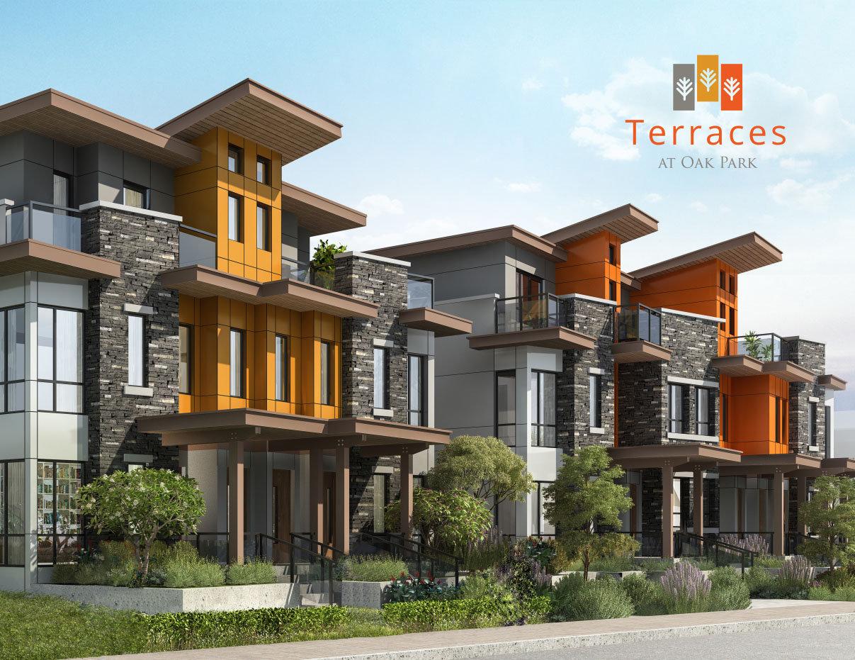 Terraces at Oak Park - 7555 Oak St, Vancouver!