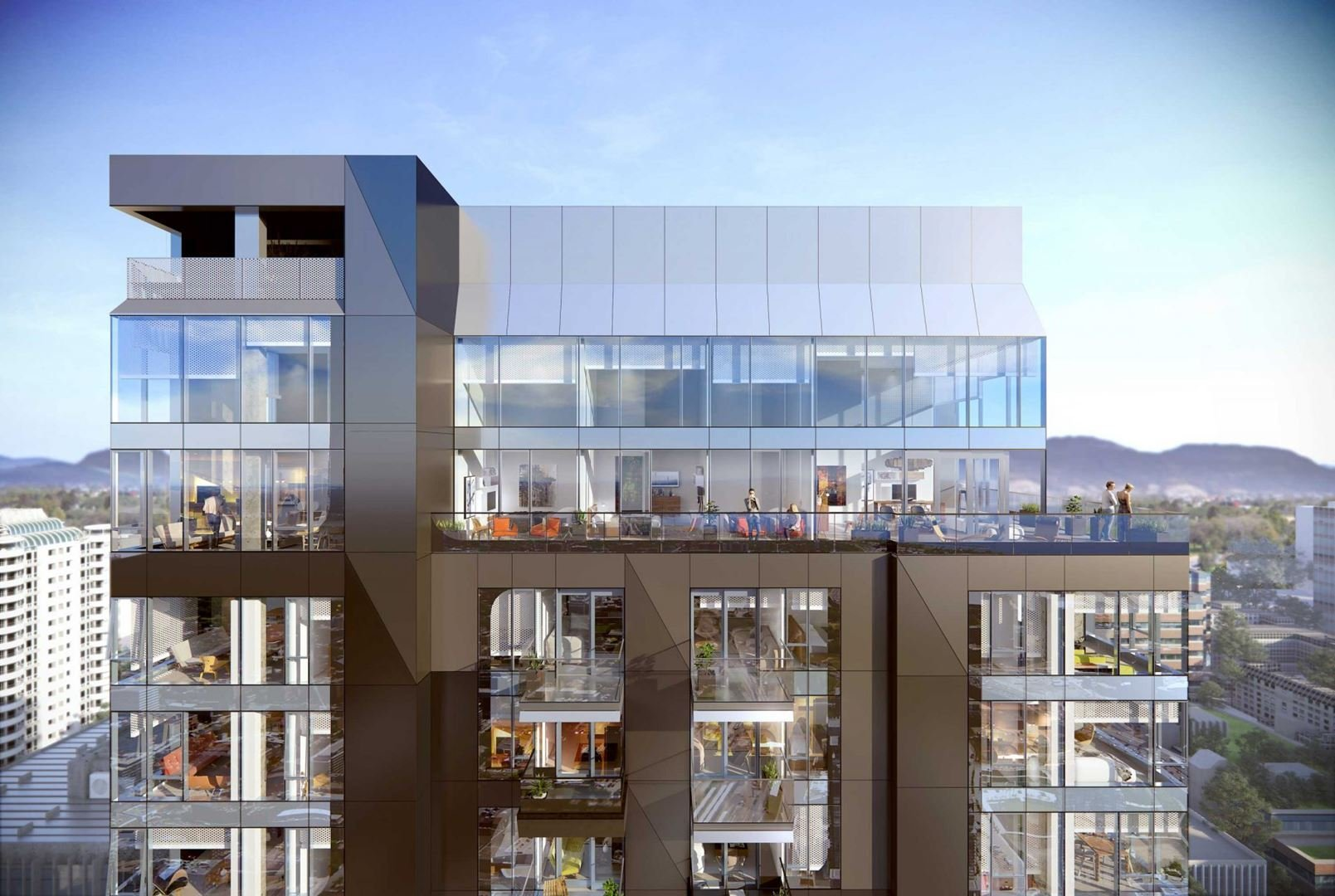 2 Burrard by Reliance Properties and Jim Pattison Developments Ltd.!