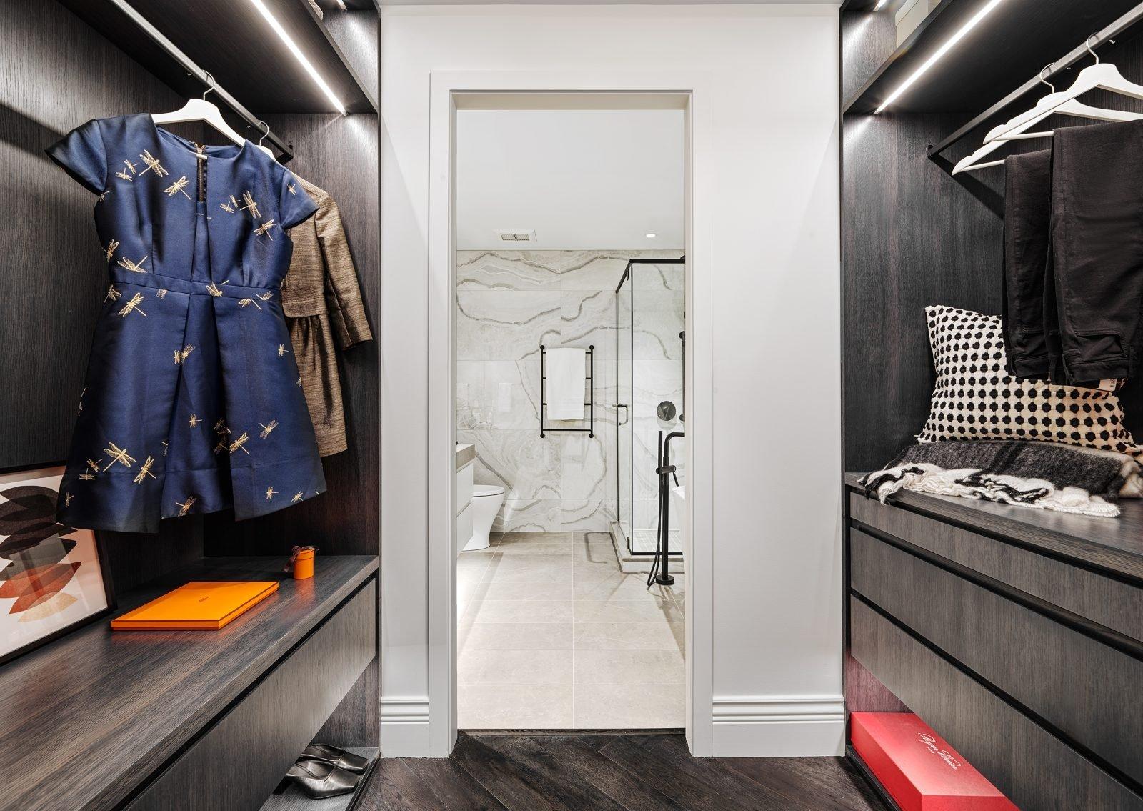 Chlo� Kerrisdale by Matchpoint Development - Closet/Bathroom!