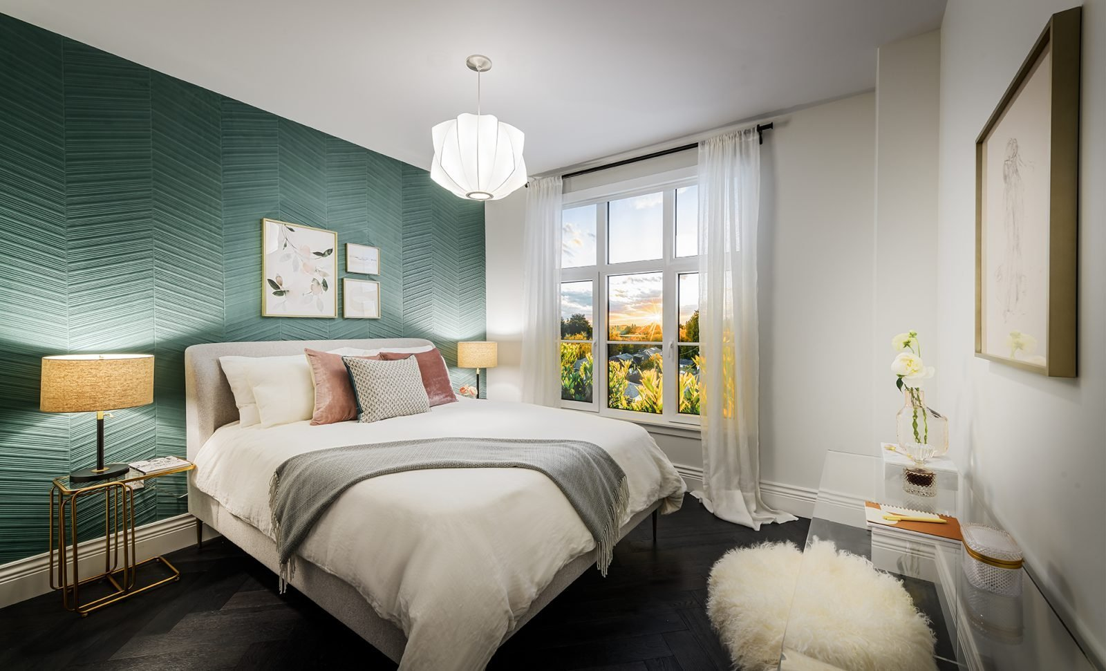 Chlo� Kerrisdale by Matchpoint Development - Bedroom!