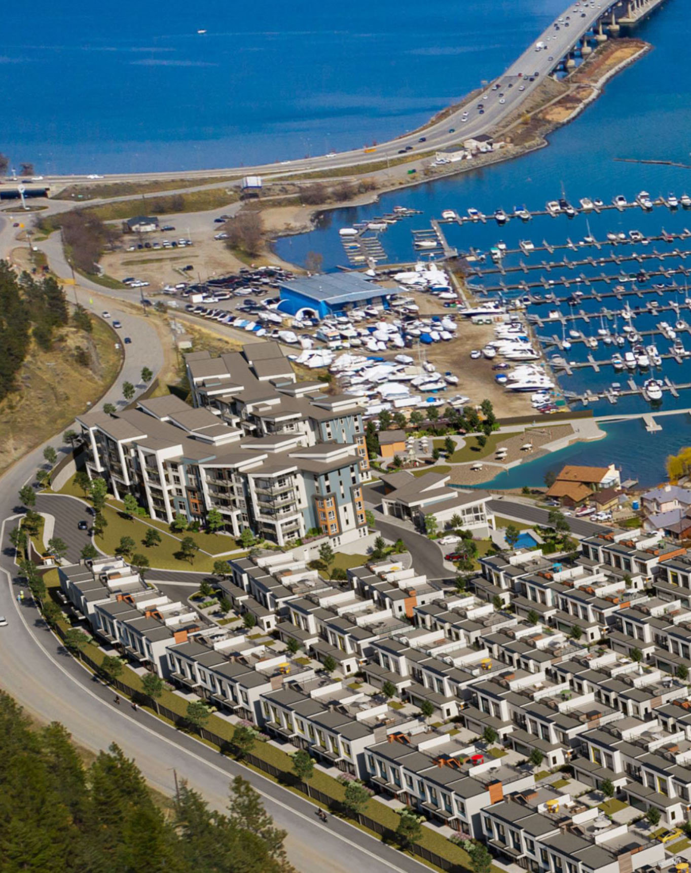 Shelter Bay - 2100 Campbell Pl - Development by Van Maren Group of Companies!