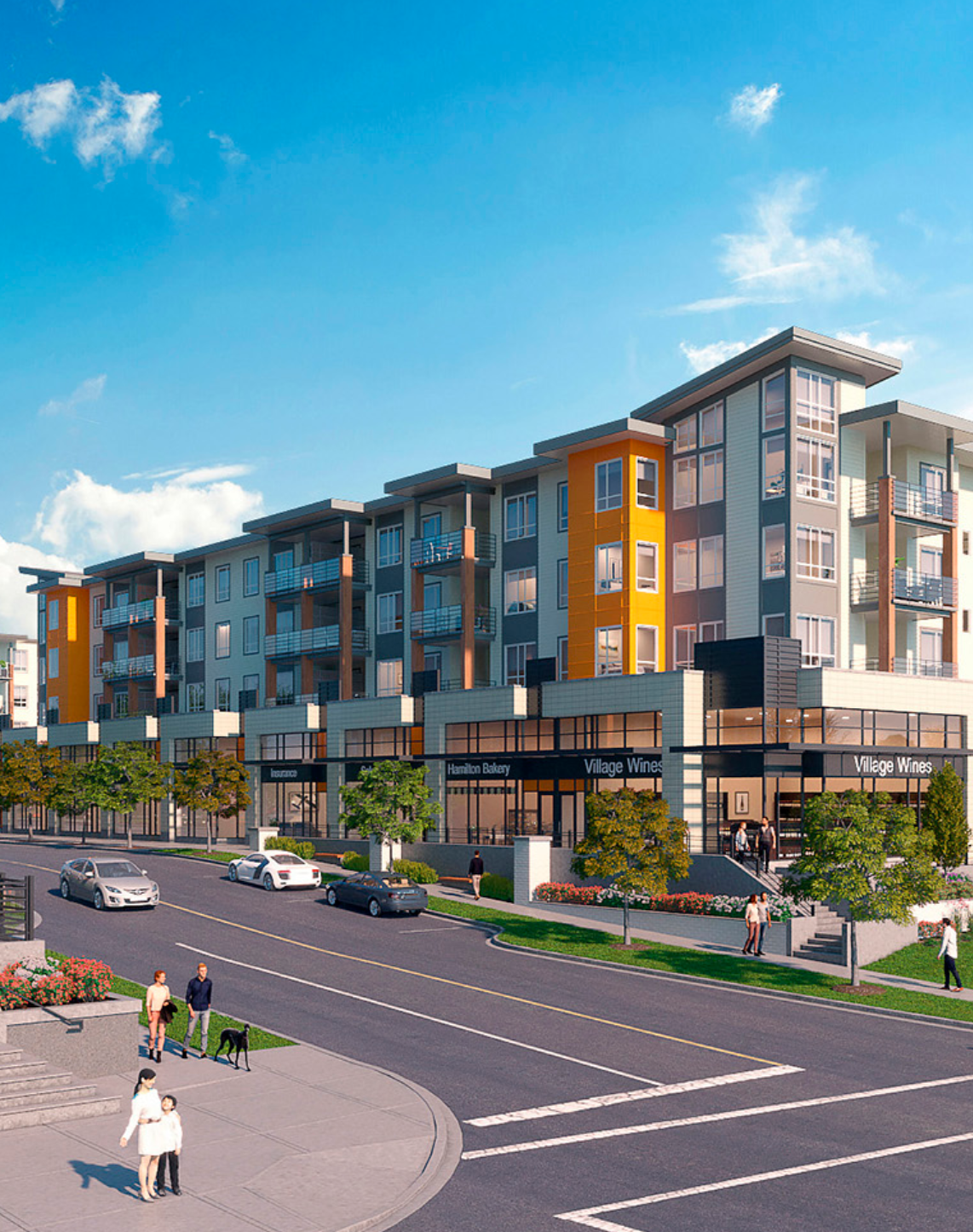 Hamilton Village West - Phase 2 - 23200 Gilley Rd - Development by Oris Consulting Ltd.!
