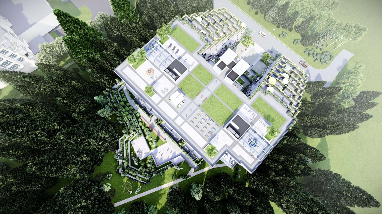 Bayrock Terrace - 3000 Henry St - by Aultrust Development!