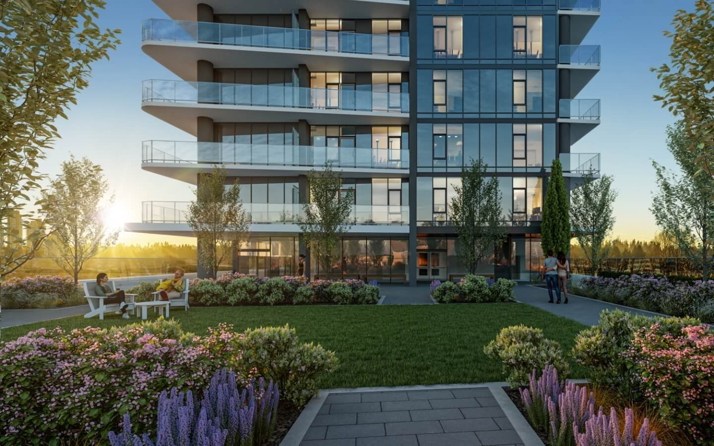 The Grand on King George - 10750 135A St - Development by Allure Ventures Inc.!