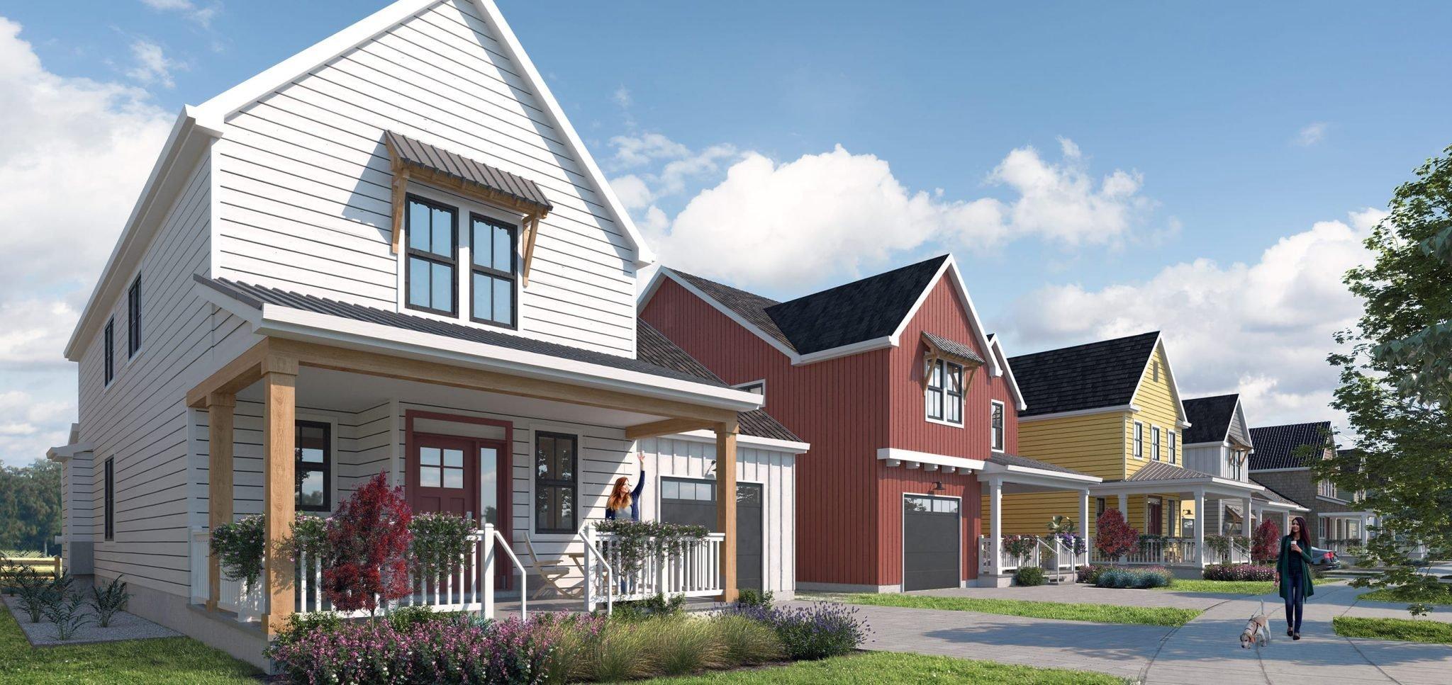 Southlands Estate Cottages - 256 Parkside St, Tsawwassen, BC V4L 0A9, Canada!