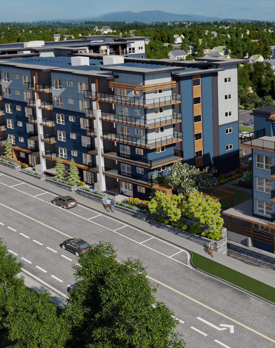 Sky Gate - 2461 Gateway Rd - Development by High Street Ventures!