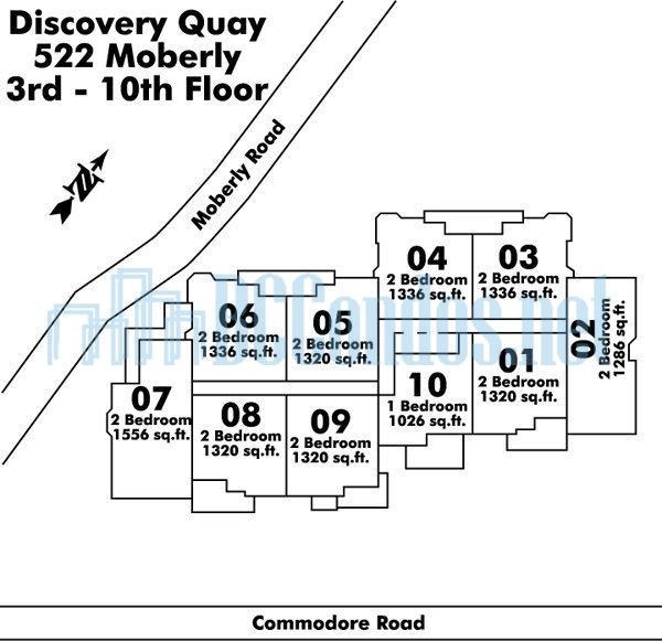 Discovery Quay 522 Moberly Vancouver 6717000 Com