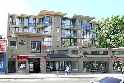 Main Image for Fusion on Robson, 828 Cardero