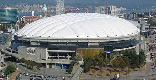 Main Image for BC Place Stadium, 777 Pacific Boulevard