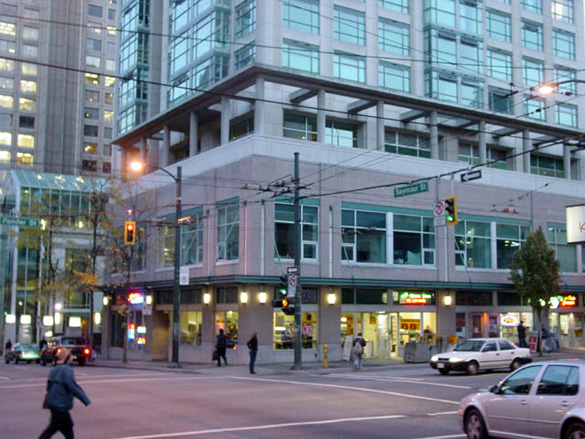 Main Image for Conference Plaza Strata Office Building, 515 West Pender