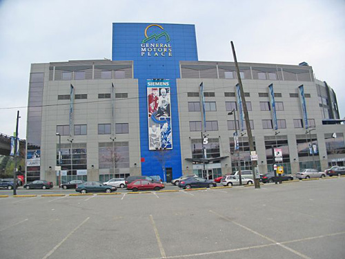 Main Image for GM Place, 800 Griffith Way