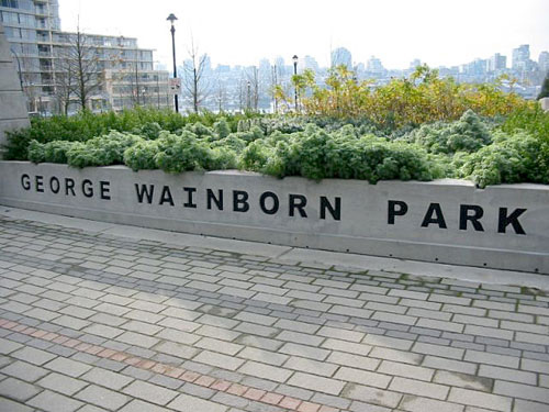 Main Image for George Wainborn Park, 500 Beach Crescent