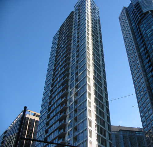 Main Image for The Sapphire, 1188 West Pender
