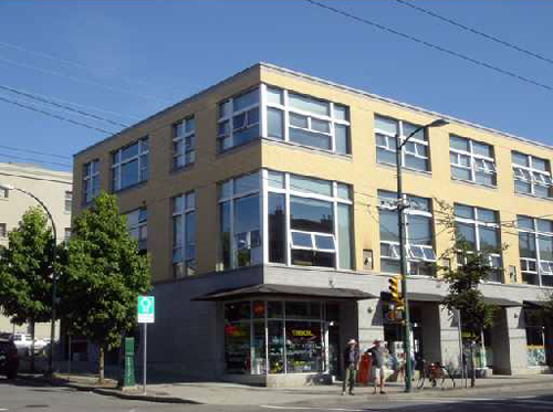 Main Image for Lofts in Kits, 2088 W 11th Ave