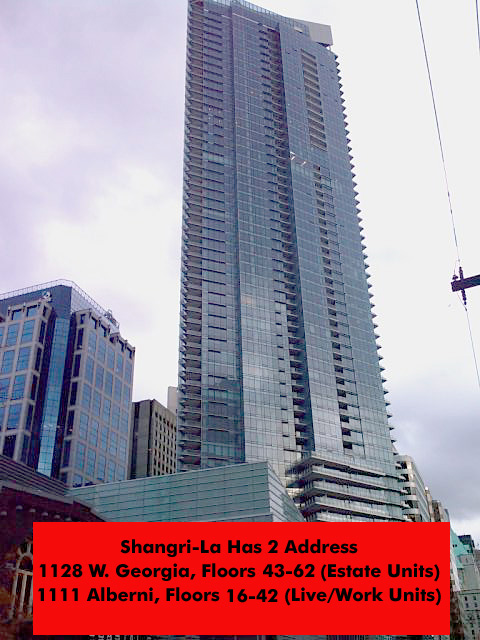 Main Image for Shangri-La, 1111 Alberni