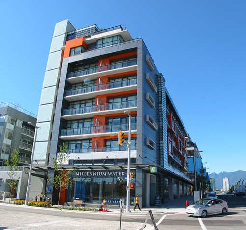 Main Image for Compass - Village On False Creek, 123 West 1st Ave.