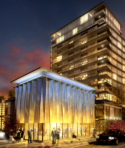 Main Image for Wall Centre False Creek East 2 Tower, 138 West 1st Ave.