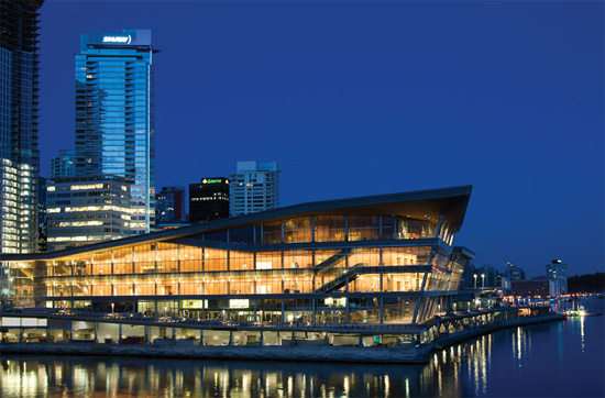 Main Image for Convention Centre, 999 Canada Place