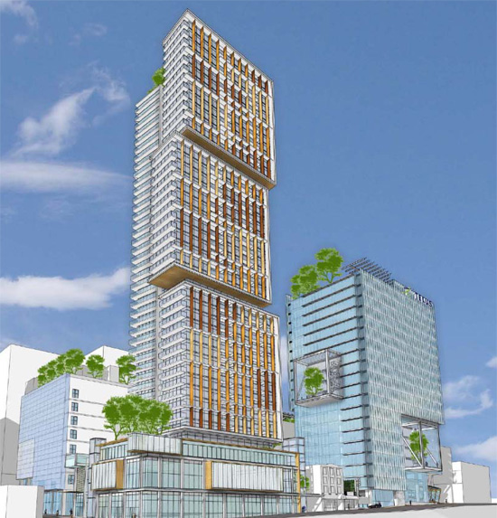 Main Image for Telus Garden, 777 Richards