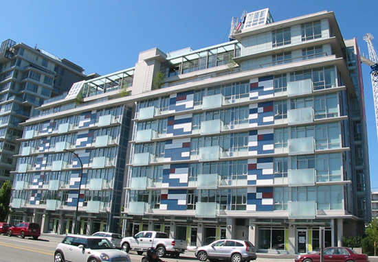 Main Image for Pinnacle Living False Creek, 63 West 2nd Avenue