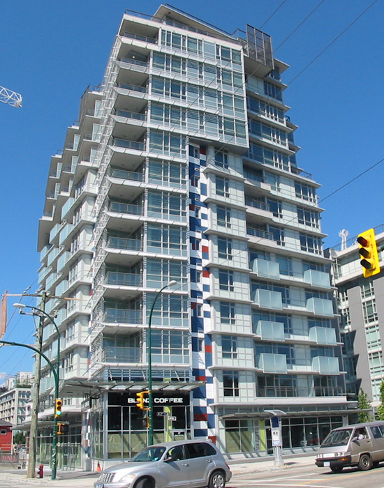 Main Image for Pinnacle Living False Creek: Phase 2, 89 West 2nd Avenue