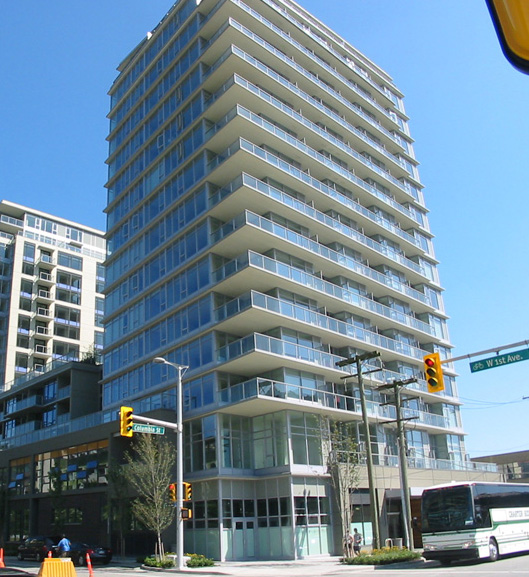 Main Image for Wall Centre False Creek East 1 Tower, 108 W. 1st Ave.