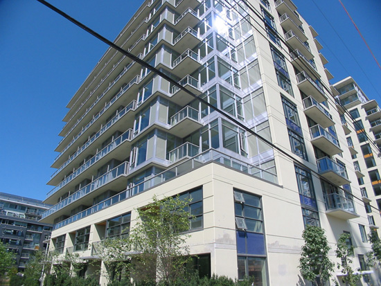 Main Image for Wall Centre False Creek West 2 Tower, 168 W. 1st Ave.