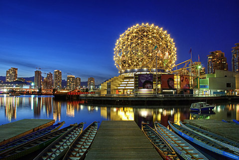 Main Image for Science World, 1455 Quebec Street
