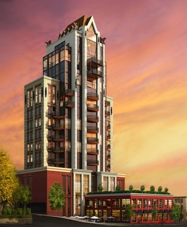 Main Image for Thalia, 889 Cambie St.