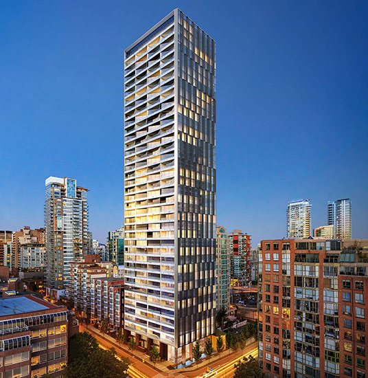 Main Image for Grosvenor Pacific, 1382 Hornby Street