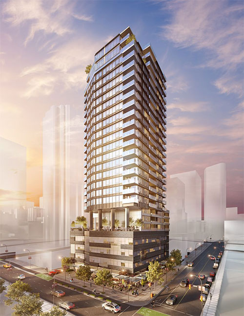 Main Image for The Smithe, 885 Cambie Street