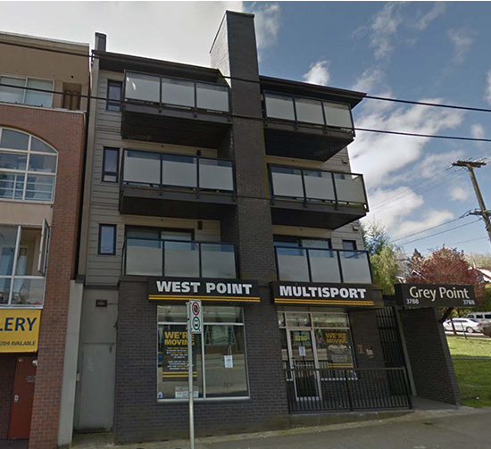 Main Image for The Grey Point, 3788 West 10th Avenue
